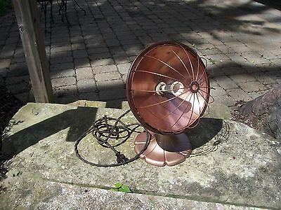 Antique universal electric Heater Landers Frary and Clark 1920's