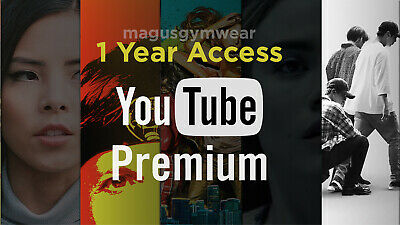 [200+ SOLD] YouTube Premium Red ( 12 MONTHS ACCESS ) w/ FREE YouTube Music