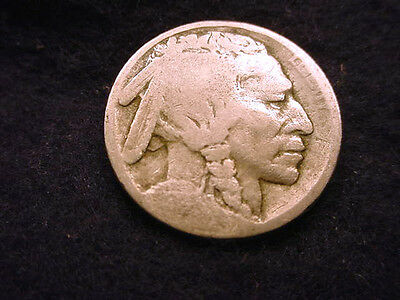 1914-D Buffalo Nickel Nice Key Date Coin!!    #10