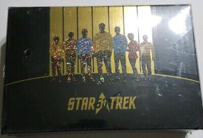 Star Trek 50th Anniversary TV And Movie Collection [New Blu-ray] Boxed Set, Do