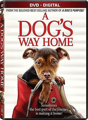 A Dog's Way Home (2019) Brand New Sealed R1 Dvd