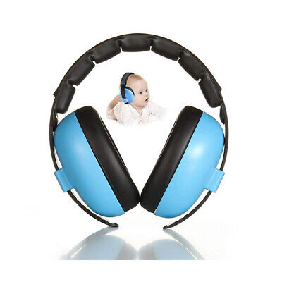 Baby Noise Reduction Headphones Toddler Hearing Protection Earmuff Ear Protector