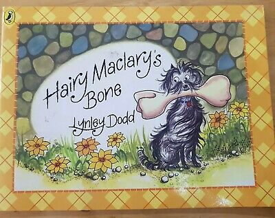 Hairy Maclary's Bone by Lynley Dodd (Paperback, 1986)