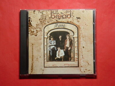 Bread - Manna  remast. EleKtra / Rhino Records 1995 - Like New / Brand New