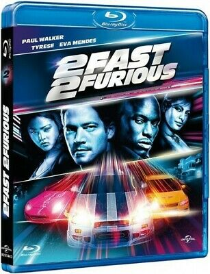 2 Fast 2 Furious (Paul Walker, Eva Mendes) BLU-RAY NEUF SOUS BLISTER