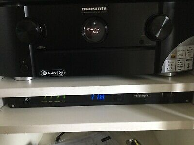 MARANTZ SR6012 9 2-CHANNEL Network Home Theater A/V Receiver