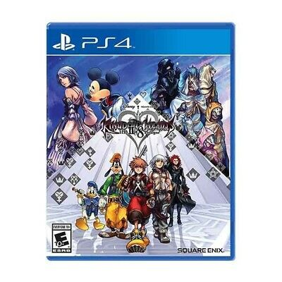 Kingdom Hearts HD II.8 2.8 Final Chapter Prologue PS4 Factory Sealed Brand New