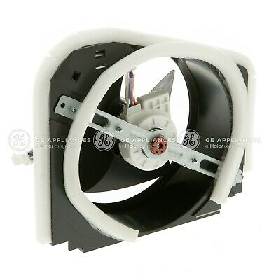 New Oem Refrigerator Condenser Fan Motor Replacement For Wr60x0225