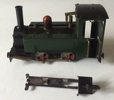 Mamod Sl1 Live Steam Locomotive Loco ~ O Gauge  - Used Condition With Burner