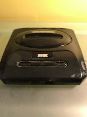 Sega Genesis Classic Game Console ~ For Parts Only ~ Untested