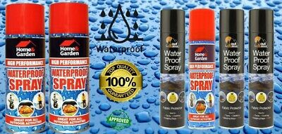 Waterproof Spray Protector Waterproofing Fabric,Shoes,Tent Clothes Camp Fishing