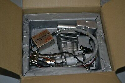 DLE ENGINES DLE-20 20cc Gas Airplane Engine with Muffler - $225 00