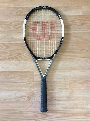 super popular 100% authentic superior quality WILSON NCODE N6 OS Grip 4 3/8