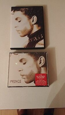 Prince The Hits 40 Videos & 56 Songs CD Collection
