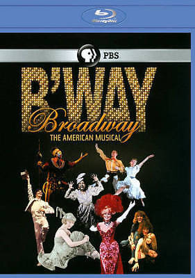 Broadway: The American Musical (Blu-ray Disc, 2012, 3-Disc Set)