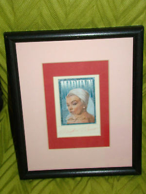 Marilyn Monroe Framed Signed Numbered Limited Edition Trading Card~Sports Time