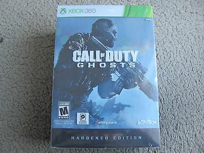 Brand New Call of Duty: Ghosts Hardened Edition for XBOX 360