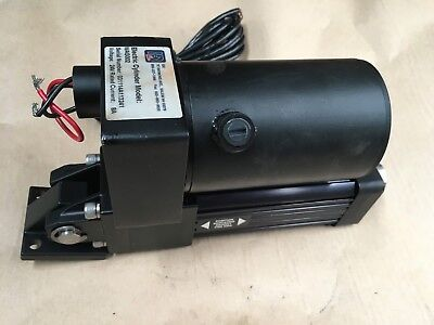 Idc Electric Cylinder Model Wag002 4V 8A Industrial Devices Actuator