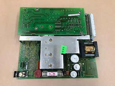 Siemens 6Sc6100-0Gc08 Power Supply Clamping Module