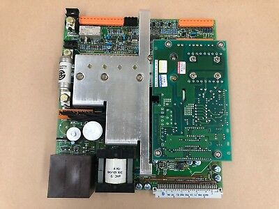 Siemens 6Sc6100-0Gb12 Power Supply Clamping Module