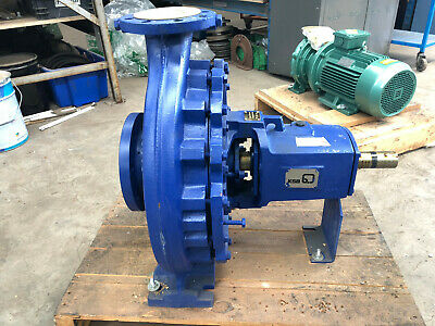KSB Shaft Driven  PUMP Type MEGA GBM 80-400