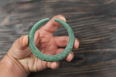 Ancient Celtic Bracelet Bronze Age ( Celtic Hallstatt Culture) 700 - 500 B.C.