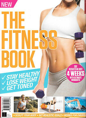 The Fitness Book # Cardio Basics # Training & Stretching Exercises # New #