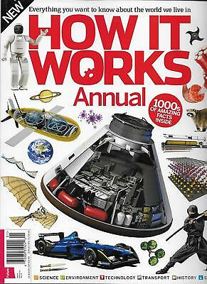 How It Works Annual Vol 8 # SCIENCE / ENVIRONMENT / SPACE / HISTORY / TECHNO NEW