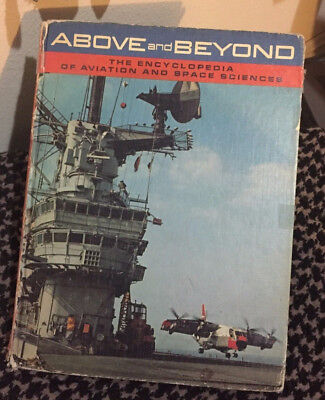 Above and Beyond The Encyclopedia of Aviation and Space Sciences vol.8