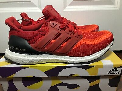 adidas Ultra Boost 2.0 solar red red