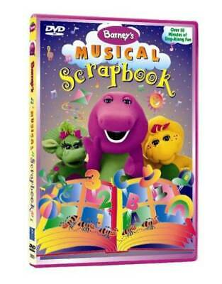 Barney's Musical Scrapbook by Barney
