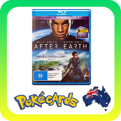 After Earth (Blu-ray, 2018)