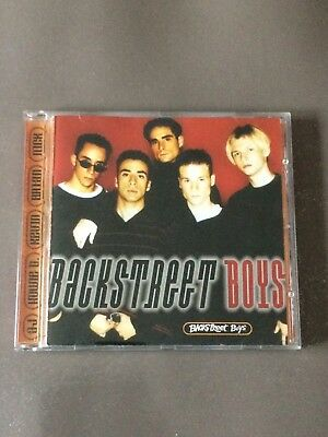 Cd Backstreet Boys - 13 titres - 1996