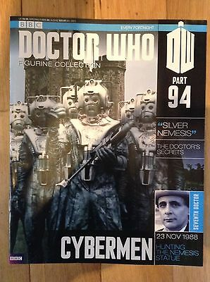 Doctor Who - Figurine Collection - issue 94 - Cybermen (MAGAZINE ONLY)
