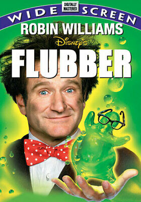 Buena Vista Home Video D14249D Flubber (Dvd/1.85/Dd 5.1/Fr-Sp-Dub)