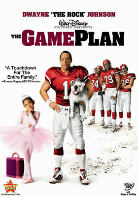 Buena Vista Home Video D55692D Game Plan (Dvd/Ff 1.33/Dd 5.1/Sp-Fr-Both)