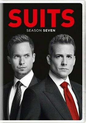 Uni Dist Corp Mca D61194281D Suits-Season Seven (Dvd/4Discs)