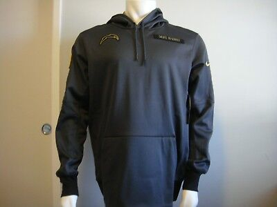 Nice NIKE CHARGERS NFL Salute To Service Hoodie 2Xl M Men New  supplier
