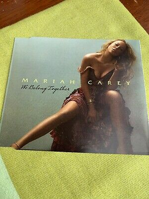 Mariah Carey We Belong Together EU Single Promo