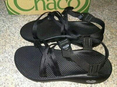 fdd23afd696b CHACO ZX 1 CLASSIC Black Comfort Sandal Women s size 9 M BRAND NEW ...