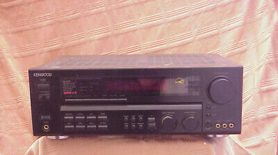 KENWOOD VR-6050 === 5.1ch / 500 Watts Home Theater Receiver