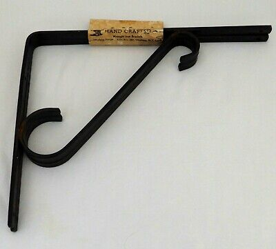 Modena Forge Wrought Iron Brackets - Handmade - Never Used