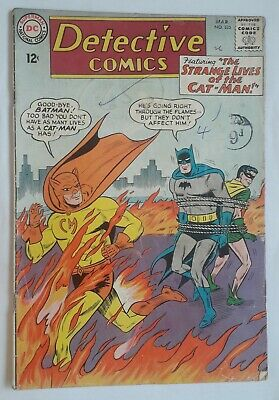Detective Comics 325 VG March 1964 £11. Postage On 1-5  Comics £2.95
