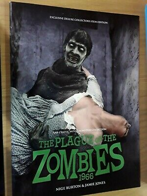 The Plague Of The Zombies (1966) Deluxe Collectors Magazine. Vgc, Uk P&P!