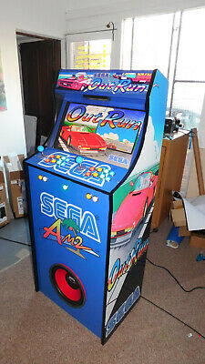 """Multicade control panel w// 2.25/""""  trackball hole for stand up arcade cabinets"""