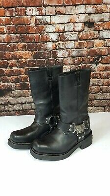 8e257c2d444b3f HARLEY-DAVIDSON® WOMEN S KEDVALE Knee-High Leather Motorcycle Boots ...
