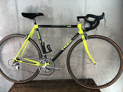 VINTAGE TREK 2300 Pro Carbon Composite 54cm Road Bike Time Capsule