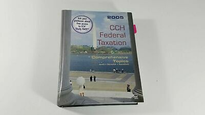 2005 Federal Taxation Comprehensive Topics hardcover