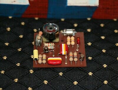 Vox Wah / Cry Baby wah 1960s Style Populated Circuit Board...Halo inductor