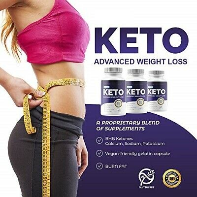 Pure BHB formula, Keto fit Advanced (60 caps) New and Sealed.. 1 Months Supply